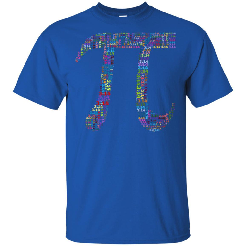 Pi Day 3.14 Math Geek T-Shirt For Men, Women