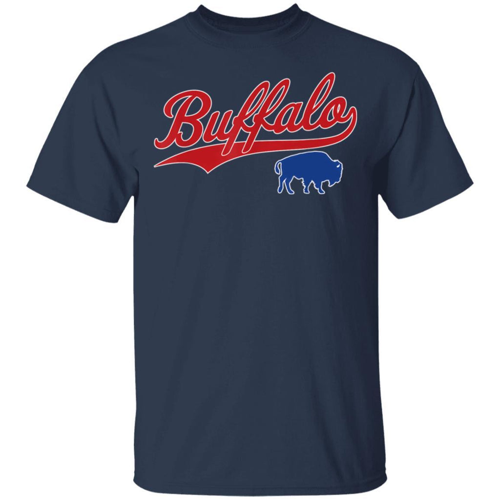 Buffalo Football - Vintage New York Bills Mafia Sport T-Shirt
