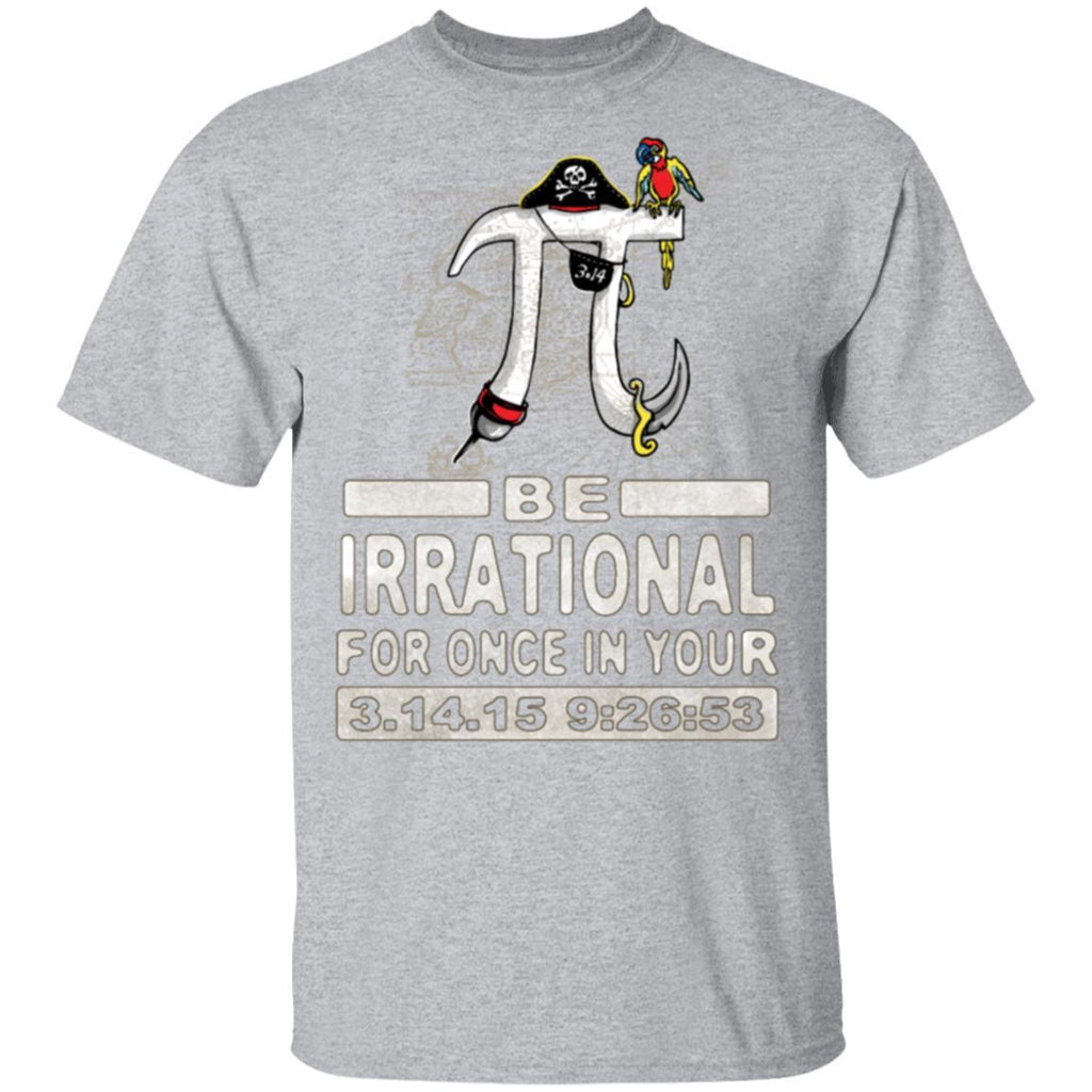 Irrational Epic Pi Day T-Shirt