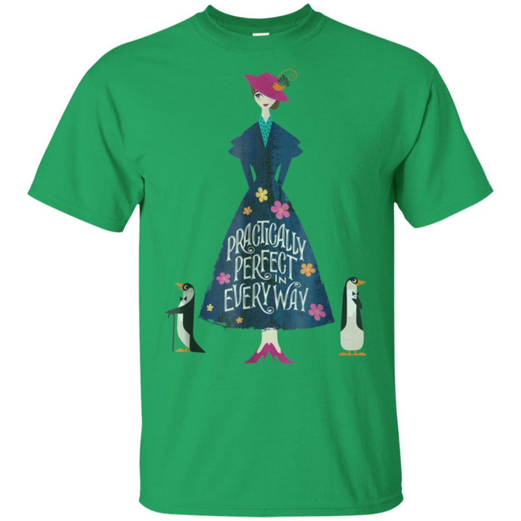 Disney Mary Poppins Practically Perfect T-shirt