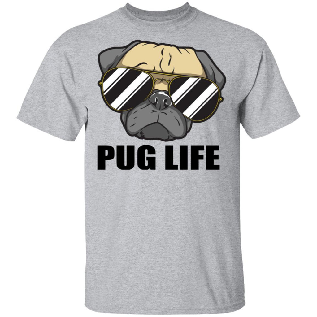 Pug life - Long Sleeve T-Shirt