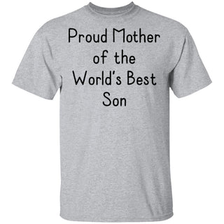 Proud Mother Best Son Tanks