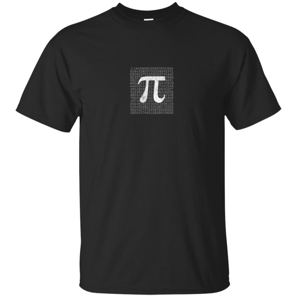 Pi day 3.14 math geek gift T-shirt