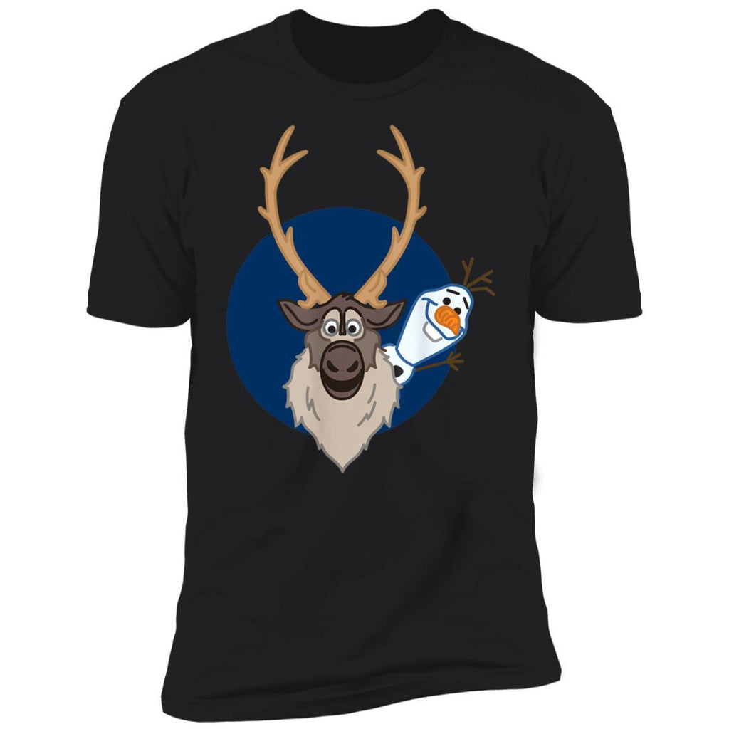 Disney Frozen 2 Olaf and Sven T-Shirt