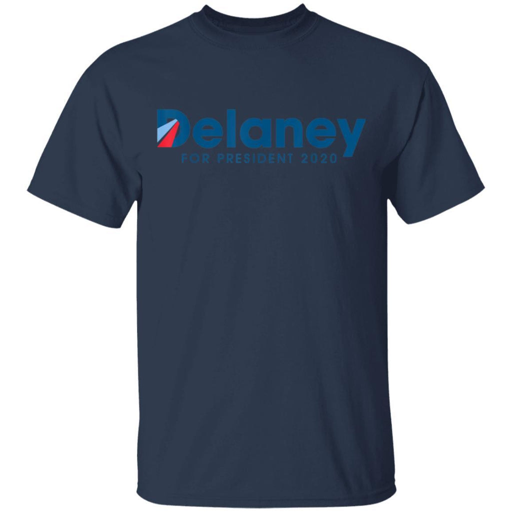 JOHN DELANEY for President Vote Democrat 2020 T-Shirt