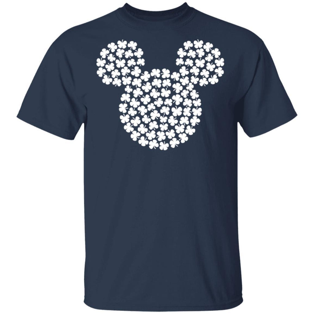 Disney Mickey Mouse Shamrocks St. Patrick's Day T-Shirt