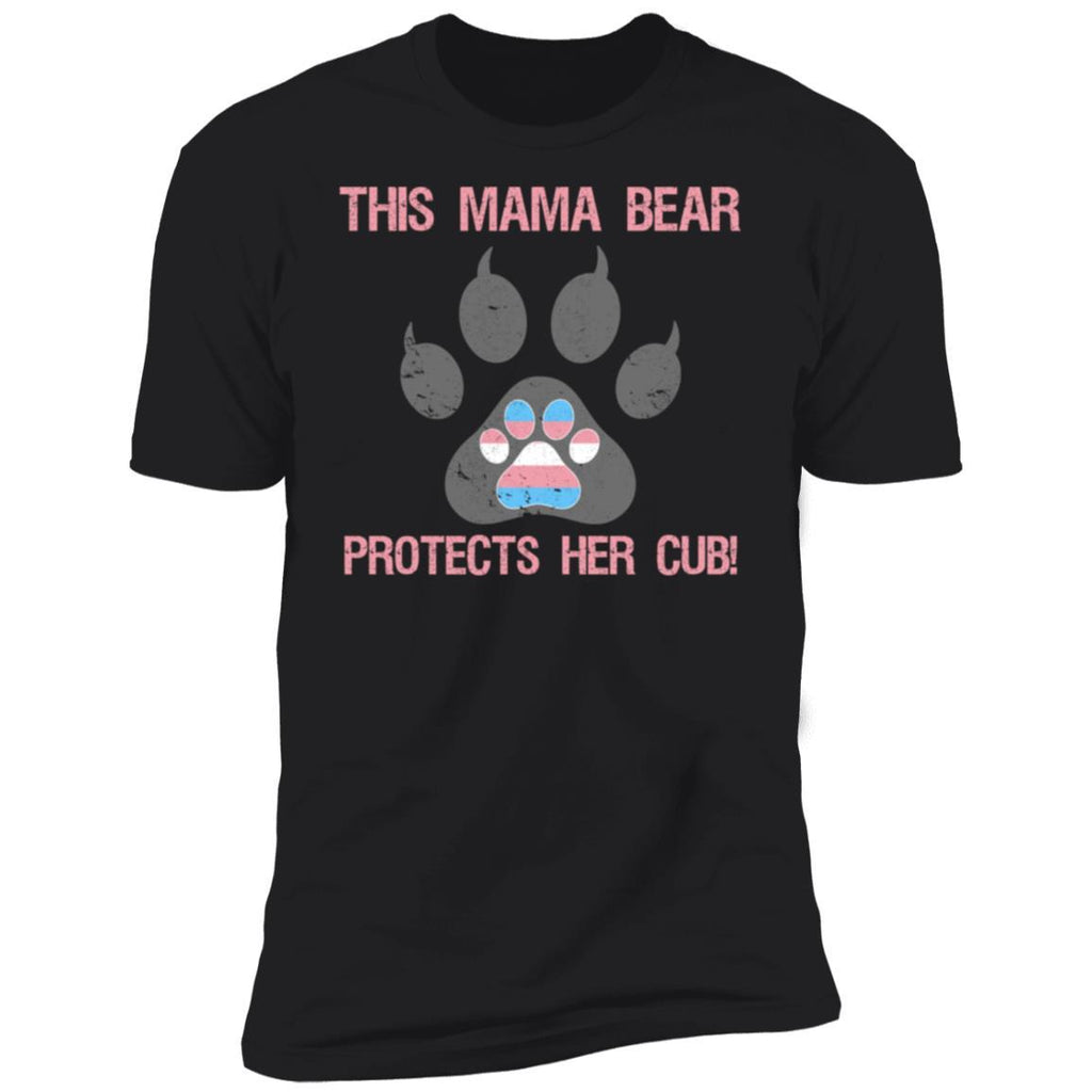 Transgender Pride For Moms T-Shirt