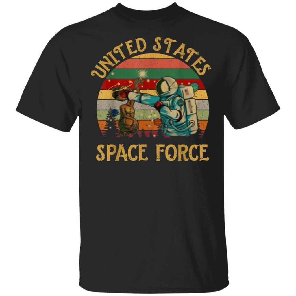 United States Space Force Vintage Funny Science Gift T-Shirt