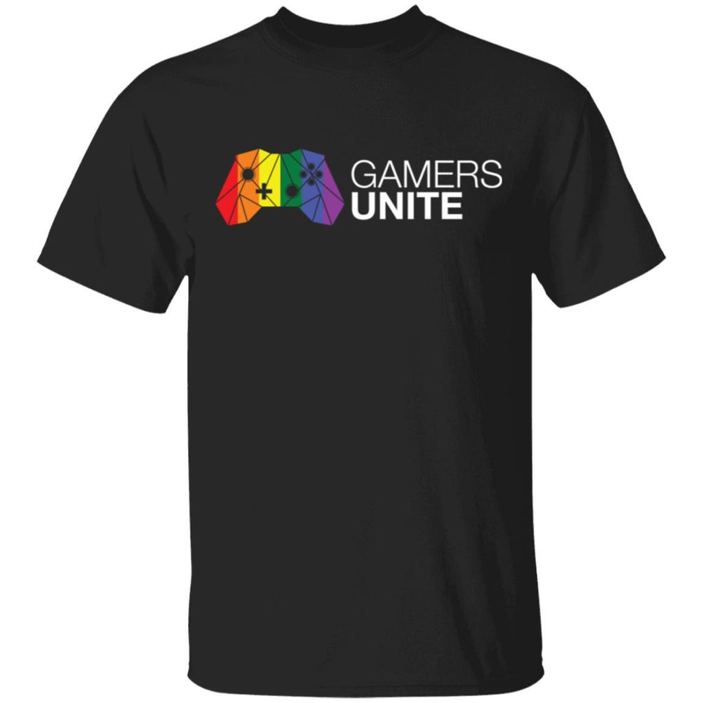 Gamers Unite T-Shirt