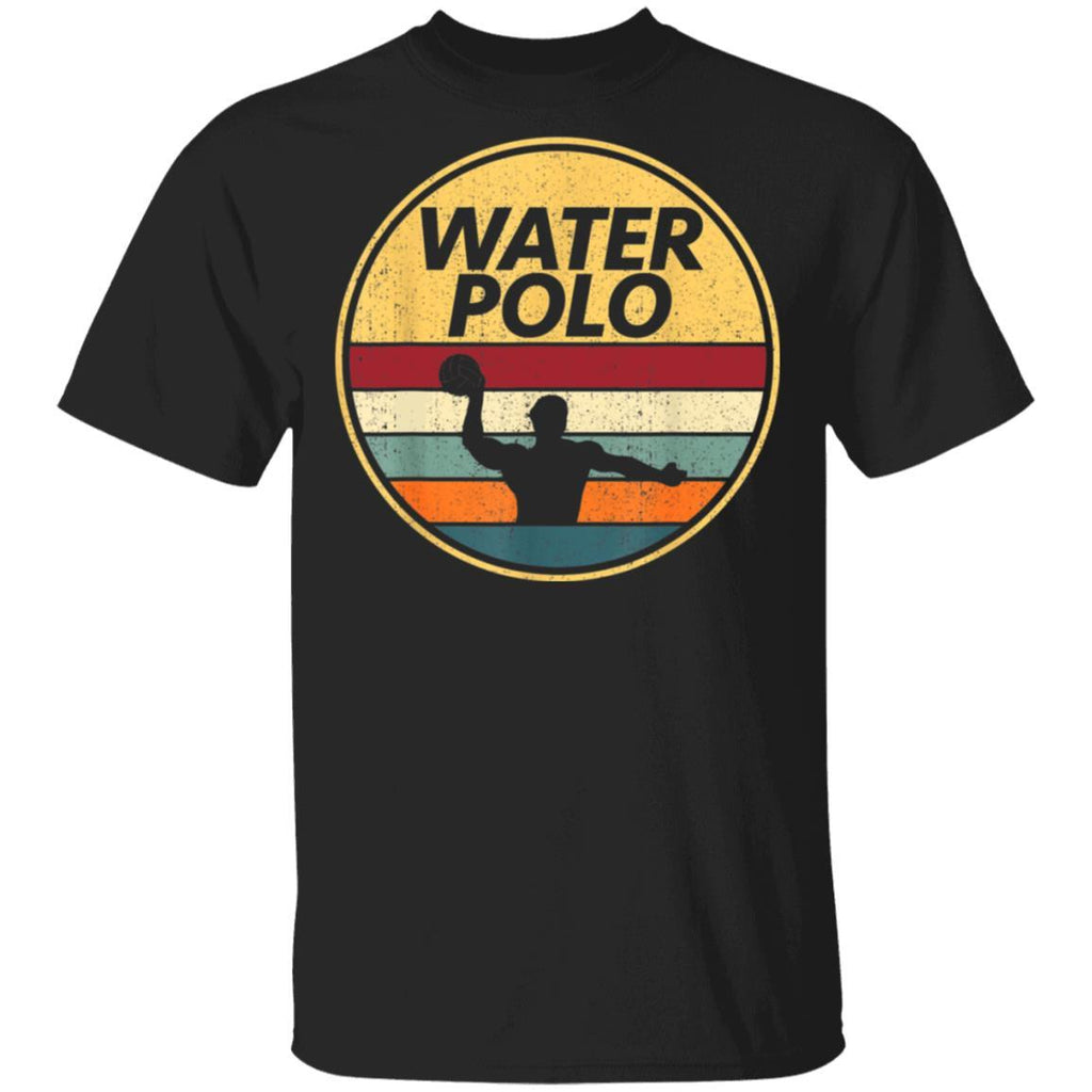 Retro Water Polo Gift - Funny Quotes Waterpolo T-Shirt