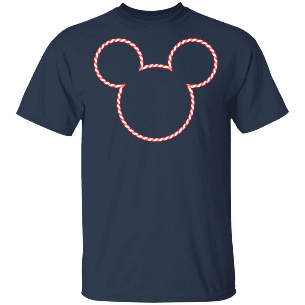 Disney Mickey Candy Cane T-Shirt