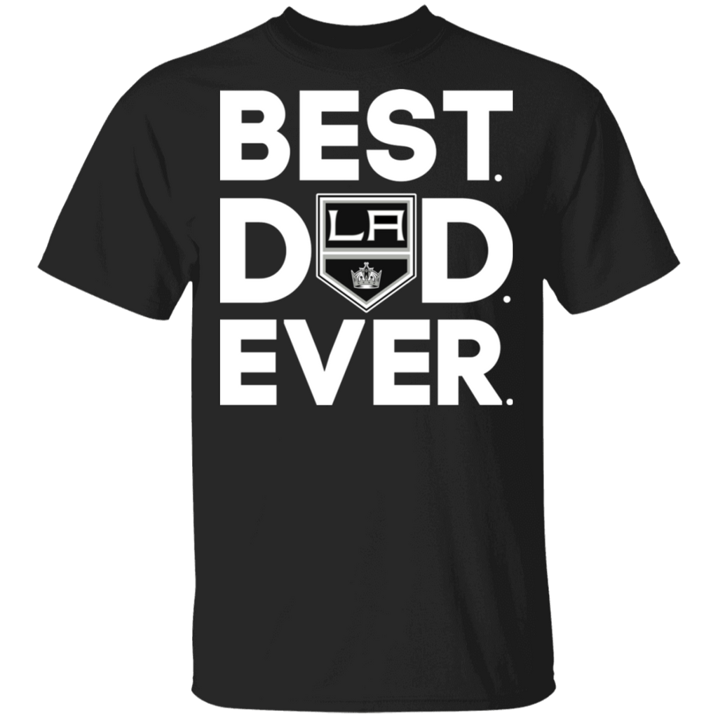 NHL - Los Angeles Kings - Best Dad Ever T-Shirt