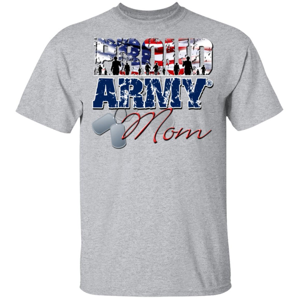 Proud Army Mom Women's T-Shirts
