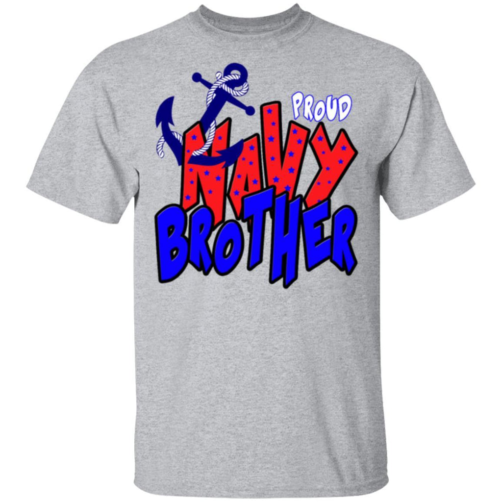Proud Navy Brother T-Shirts