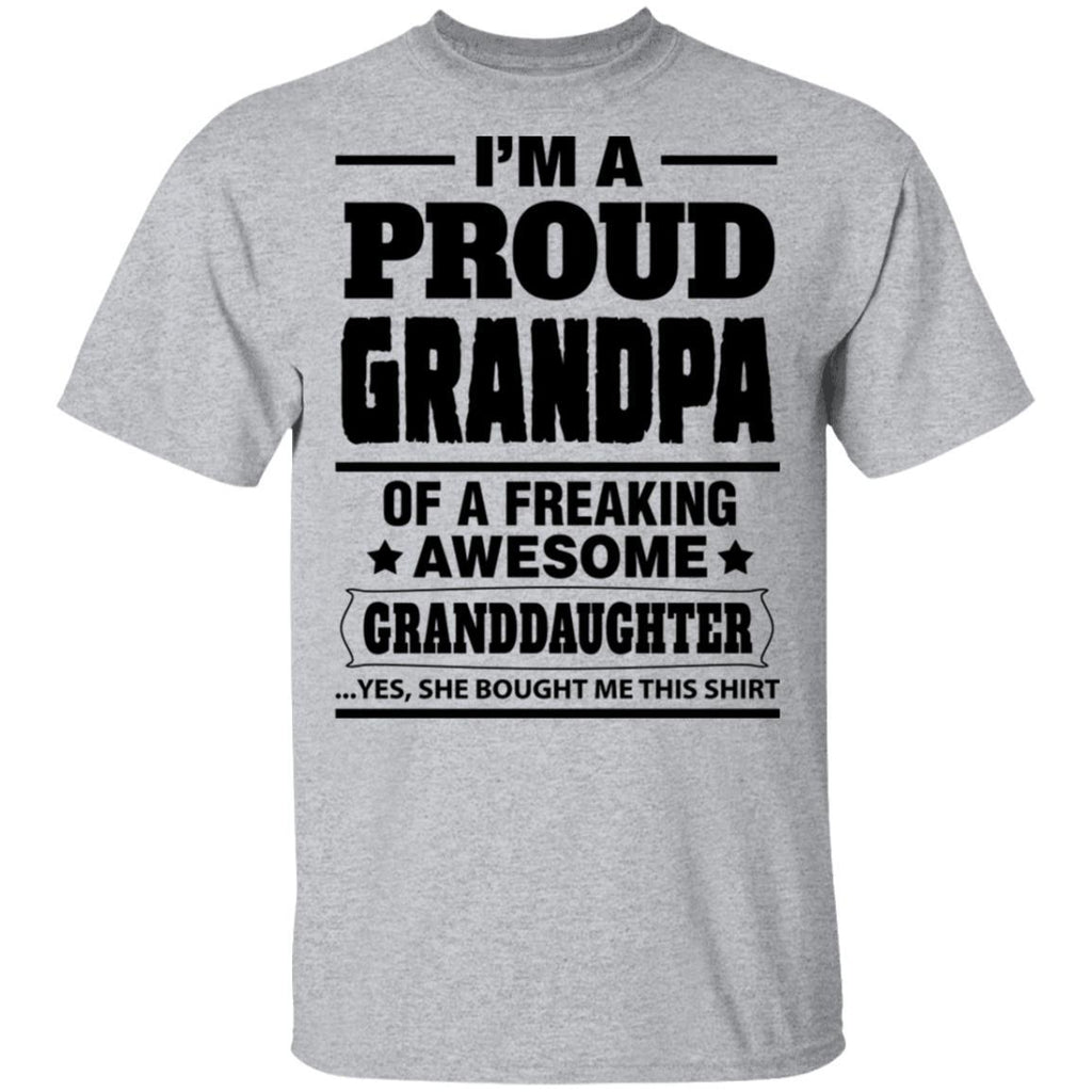 Proud Grandpa of a freaking awesome TShirt