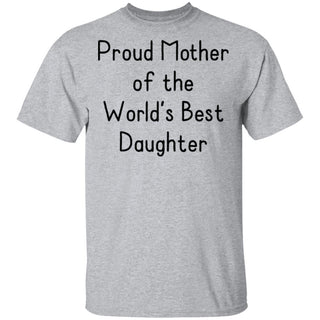 Proud Mother Favorite Daughter Tanks