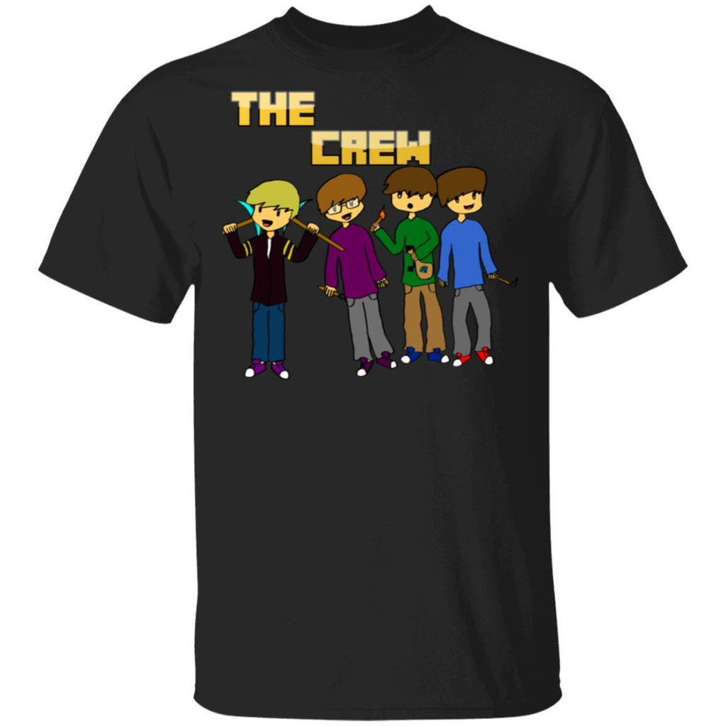 The crew GAMING tshirt