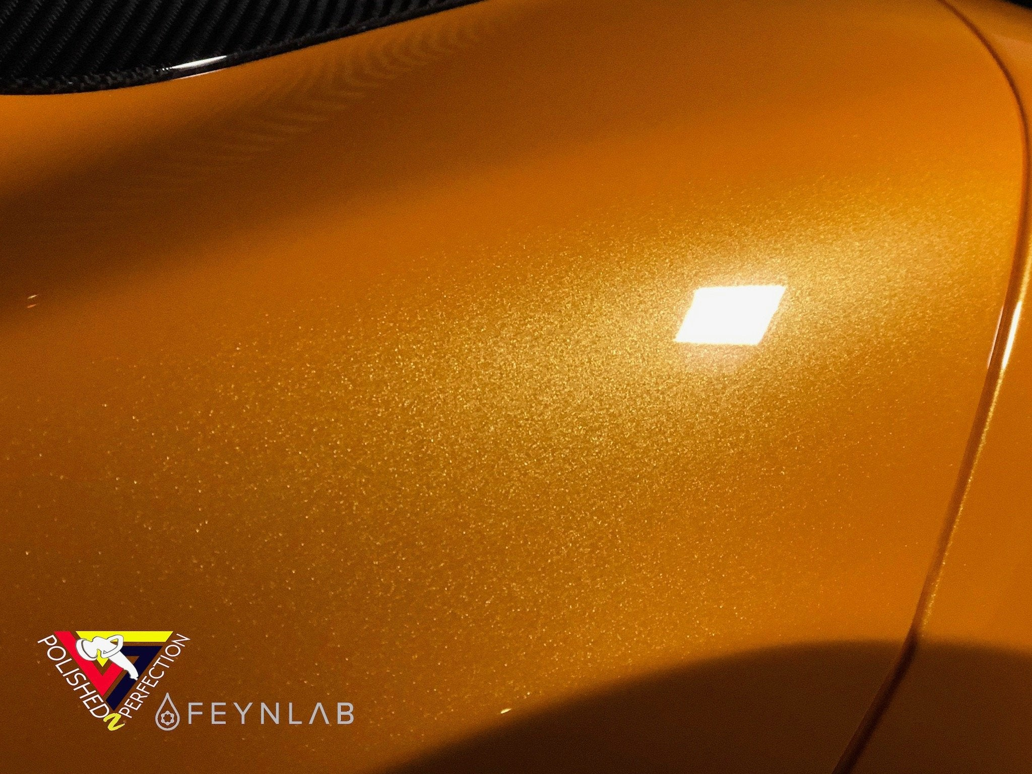 PAINT PROTECTION FILM - GOLD