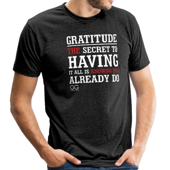 Gratitude Definition - heather black