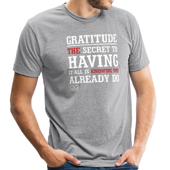 Gratitude Definition - heather gray