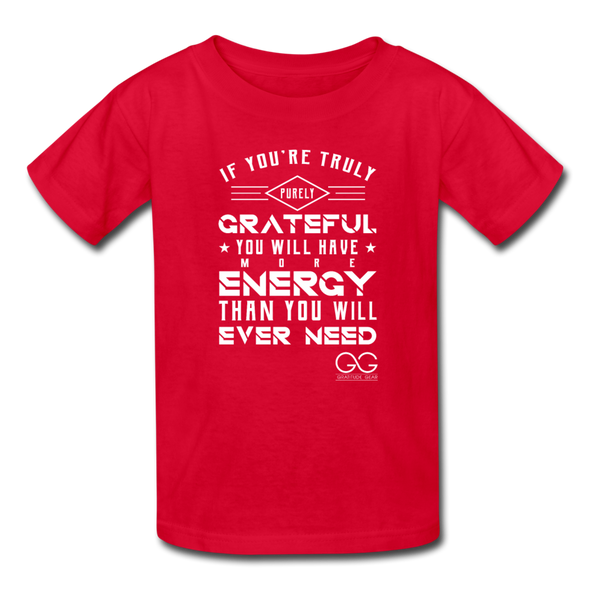 Kids' T-Shirt - red