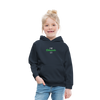 I am enthusiastic Kids' Premium Hoodie - navy