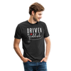 Driven by Gratitude Bella Mens t-shirt - heather black