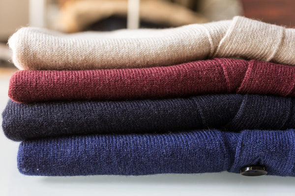 The-Fleece-Milano-Cashmere-Sleeveless Cardigans