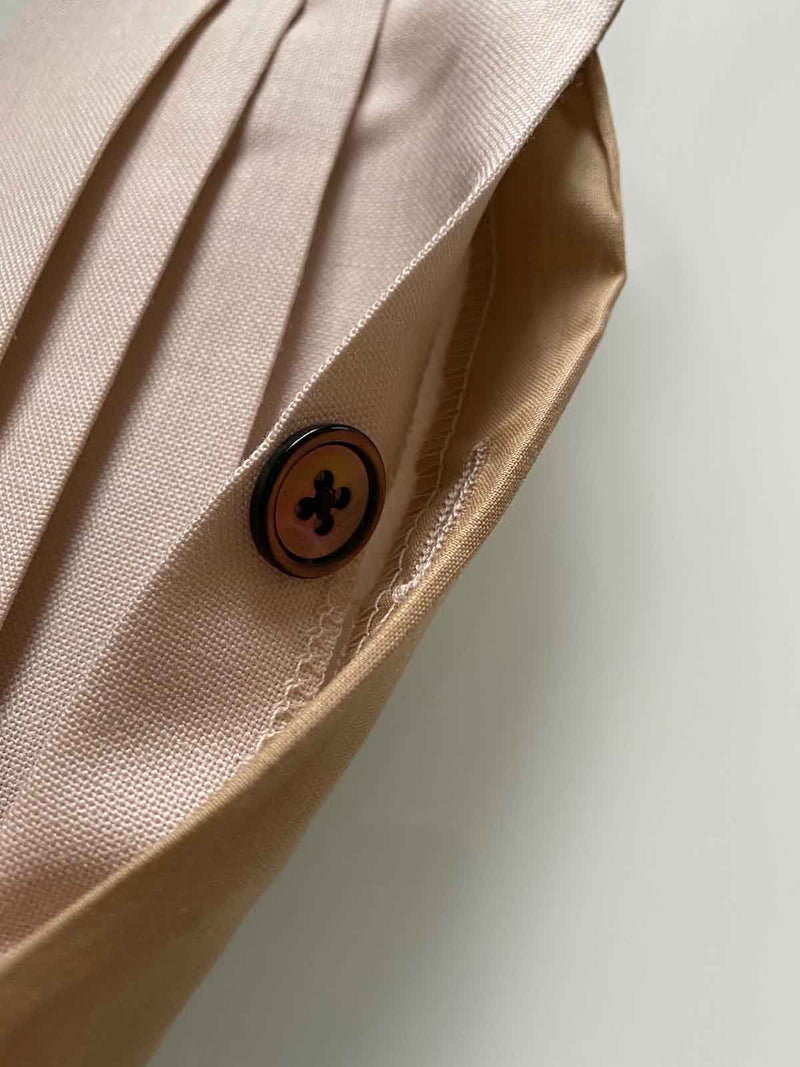 beige-high-twist-sartorial-face-mask-detail