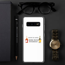 "Load image into Gallery viewer, ""Drunk or Sober"" Samsung Phone Case (6 Models)"