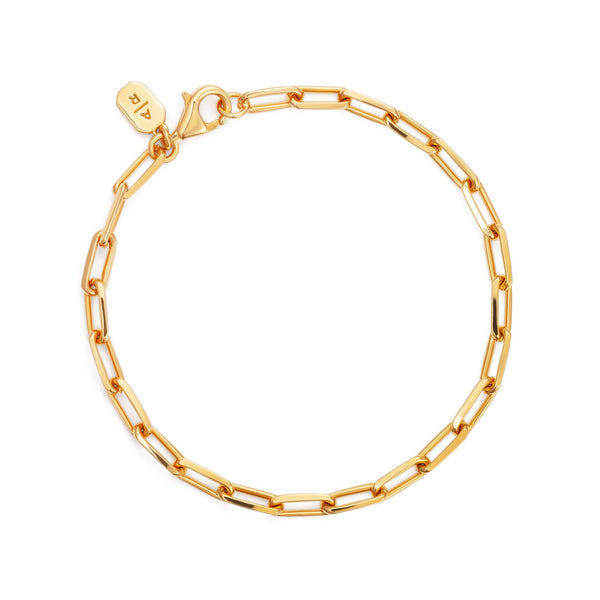 Best selling gold chain bracelet