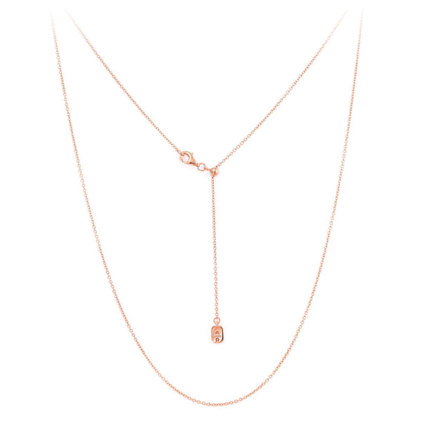 Chain Rose Gold Adjustable