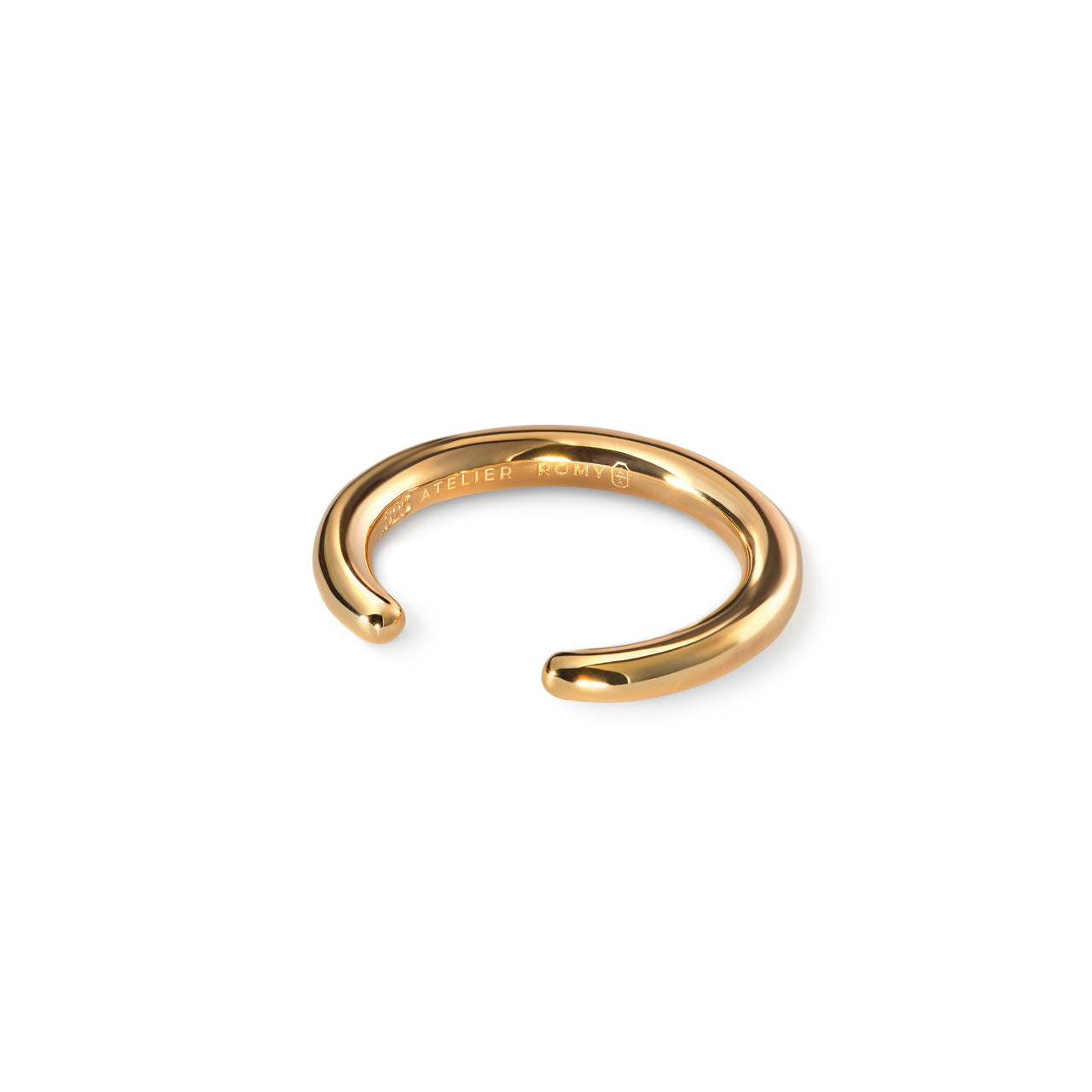 Open Ring Yellow Gold
