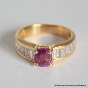 bague en or occasion