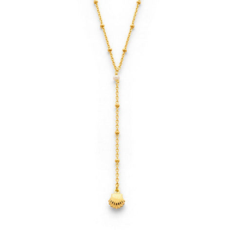 collier or chaine pendante