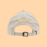 "Low Profile Cap <br> ""POMMES"" , Stone"