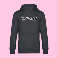 "MC FITTI HOODIE <br>""RACING TEAM"" , Schwarz"