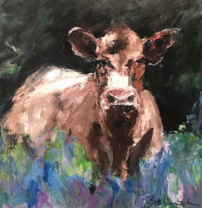 Bessy the Cow - Limited Edition Giclee Print