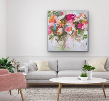 "Load image into Gallery viewer, ""Spring Bouquet"" - paper giclee print"