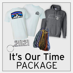 """IT'S OUR TIME"" Package"