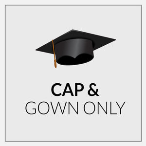 Cap/Gown/Tassel Unit ONLY