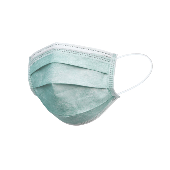50 piece box Medical Grade 3-Ply Surgical Masks
