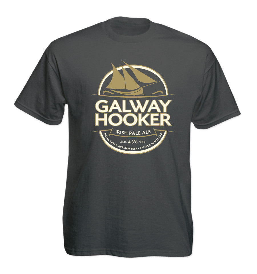 Galway Hooker Irish Pale Ale T-Shirt