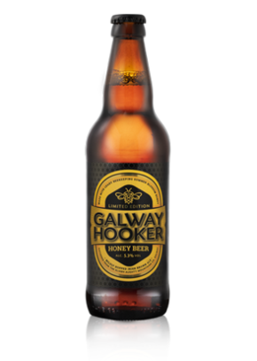 Honey Beer - 12 x 500ml Case  -Ireland Delivery Only