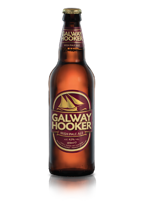 Cases of 12 x 500ml Bottles Galway Hooker Beers