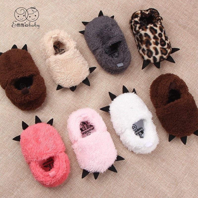 Brand New Infant Baby Boy Girl Shoes Booties Slippers