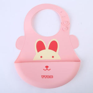 Baby Stuff Waterproof Silicone Bib Feeding Baby Newborn