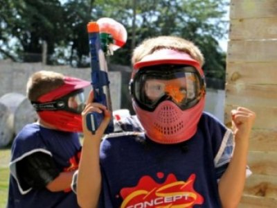 Paintball enfant puresensation
