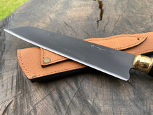 "Load image into Gallery viewer, 8"" Gyuto Chef Knife Carbon Steel 02"