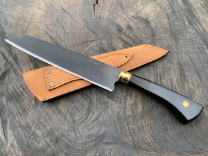 "8"" Gyuto Chef Knife Carbon Steel 03"